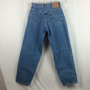 560 comfort jeans EUC 33x32